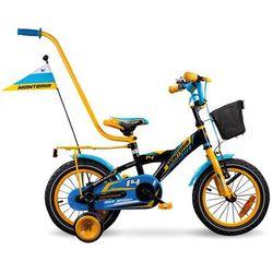 Rower dziecięcy Monteria BMX 14 Boy 2016
