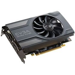 EVGA GeForce GTX 950 Superclocked, 2GB GDDR5 (128 Bit), HDMI, DVI, 3xDP