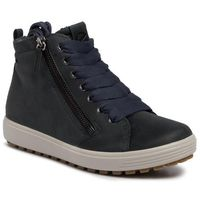 Botki ECCO Babett Boot 21561351653 MochaLicorice