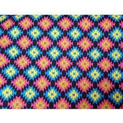 Kolorowa torba plażowa - czarny ||niebieski ||różowy ||wielobarwny ||kolorowy ||żółty