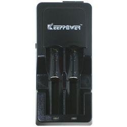 Ładowarka Keeppower do ogniw Li-Ion 18650/18350/14500