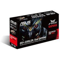 ASUS Radeon R9 380, 4GB GDDR5 (256 Bit), HDMI, 2xDVI, DP