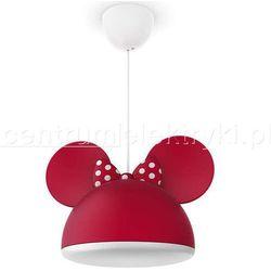 PHILIPS DISNEY MINNIE MOUSE LAMPA WISZĄCA 1X15W 230V E27 żarówka/żarówki LED gratis!