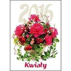 2016 Kalendarz ścienny Kwiaty