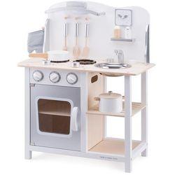 Kuchnia Srebrna Drewniana Kuchnia Dla Dzieci