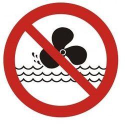 Zakaz używania silników spalinowych do łodzi