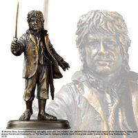 Figurka Bilbo Bagginsa z filmu Hobbit Noble Collection (NN1203)