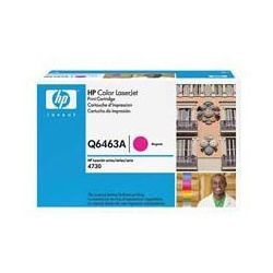 Oryginał Toner HP 644A do Color LaserJet CM4730 | 12 000 str. | magenta