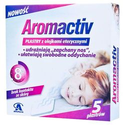 Aromactiv plast.x 5