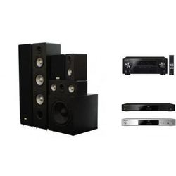 PIONEER VSX-430 + BDP-180 + TAGA TAV-406 + TSW-90 - Kino domowe - Autoryzowany sprzedawca
