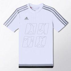 Koszulka piłkarska adidas Tiro 15 Training Jersey Junior S22314