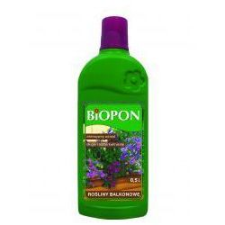 Nawóz w płynie do roślin balkonowych Biopon 500 ml