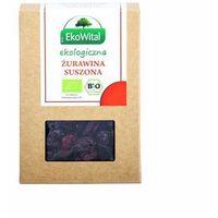 Żurawina suszona BIO 125 g EkoWital