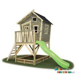 Domek ogrodowy dla dzieci EXIT Crooky 500