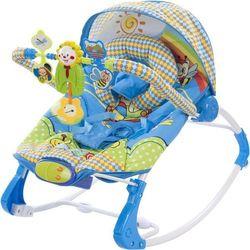 Sun Baby Leżaczek dziecięcy Lew z budką