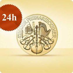 Wiedeńscy Filharmonicy 1 uncja złota - wysyłka 24 h!