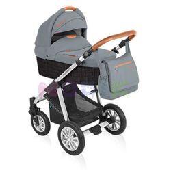 Wózek wielofunkcyjny Lupo Dotty Baby Design (Eco grafitowy)