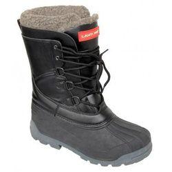 LAHTI PRO Buty ocieplane śniegowce męskie skóra syntetyk rozmiary 39-47 /L30802/ (ZNALAZŁEŚ TANIEJ - NEGOCJUJ CENĘ !!!)