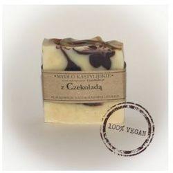Mydło kastylijskie z czekoladą - Czyste mydło