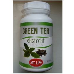 Green Tea extract 100 tabl.