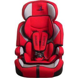 Fotelik samochodowy CARETERO Falcon czerwony