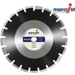 MARCRIST Tarcza diamentowa AS750 do asfaltu i świeżego betonu 400x20,0mm (MC1114.0400.20)