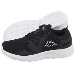 ekskluzywne buty na stopach zdjęcia wyprzedaż ze zniżką Buty Kappa Clovis 242060/1110 Black/White (KA138-a)