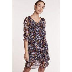 f2e8536b2d suknie sukienki sukienka suk granatowa w kategorii Suknie i sukienki ...