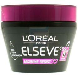 Elseve Arginine Resist X3 Maseczka do włosów 300 ml