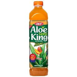 Napój Aloe Vera King z cząstkami aloesu i mango 1,5l OKF