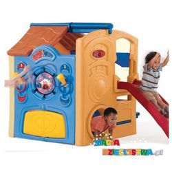 Domek ze zjeżdżalnią dla dzieci STEP2