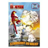 Iron Man Armored Adventures. Stworzony do walki! - MAS4 (opr. broszurowa)