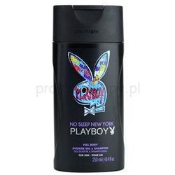 Playboy New York żel pod prysznic dla mężczyzn 250 ml + do każdego zamówienia upominek.