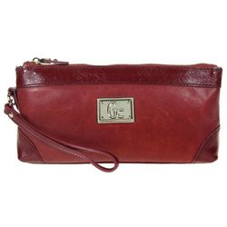 KOPERTÓWKA GUESS COLLECTION DAYLIGHT CLUTCH RED