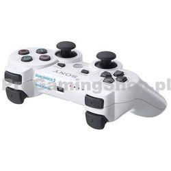 Sony DualShock 3 Wireless Controller, ceramic white - OPENBOX (rozpakowany towar z pełną gwar