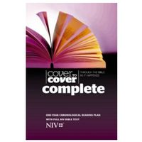 Cover to Cover Complete NIV Edition