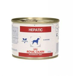 ROYAL CANIN DOG HEPATIC 200 G PUSZKA