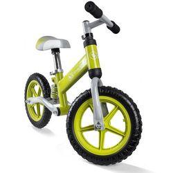 KinderKraft Rowerek biegowy EVO green z amortyzatorem