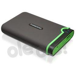 Transcend StoreJet 25 M3 2TB USB 3.0 - produkt w magazynie - szybka wysyłka!
