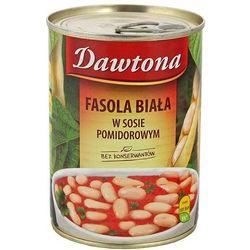 DAWTONA 400g Fasola biała w sosie pomidorowym