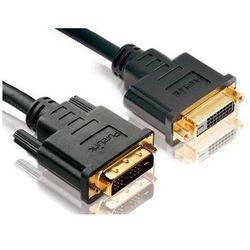 PureLink kabel-przedluzacz DVI - PureInstall PI4100 - Single Link - 5,0 m