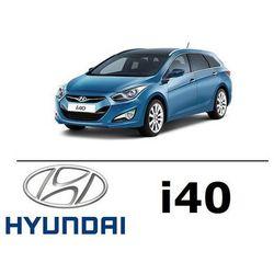 Hyundai i40 - Oświetlenie tablicy rejestracyjnej LED W5W T10 Epistar Premium - Zestaw 2 żarówki