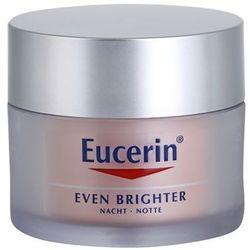 Eucerin Even Brighter krem na noc przeciw przebarwieniom skóry + do każdego zamówienia upominek.
