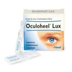 OCULOHEEL LUX krople do oczu x 15 minimsów