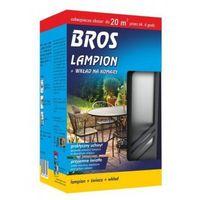 Lampion na komary + wkład Bros