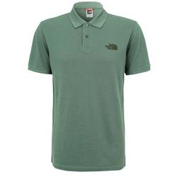 The North Face Koszulka polo duck green