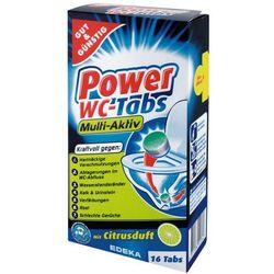 GUT & GUNSTIG 16x25g Power wc tabs Tabletki do muszli klozetowej