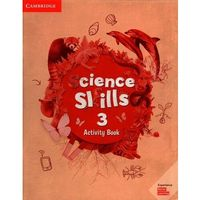 Science Skills Level 3 Activity Book with Online Activities