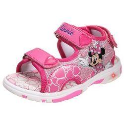 Disney MINNIE Sandały trekkingowe rosa