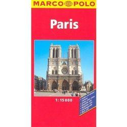 Paryż plan MP 1:15 000 (opr. broszurowa)